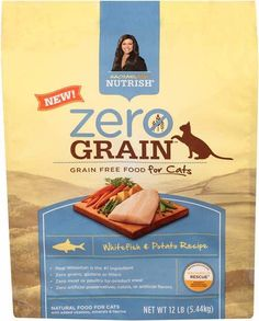 High-Value! Get $4.00 Off Rachael Ray Nutrish Zero Grain Cat Food With Printable Coupon!