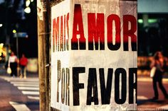 mais amor por favor - Google Search