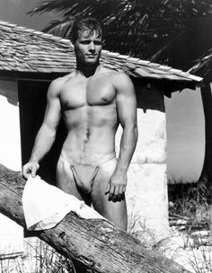 "retro-men-by-dogboy: ""Jim Stryker "" Vintage Models, Vintage Men, Vintage Photos, Pin Up, Retro Men, Model Body, Man Images, Strings, Military Men"