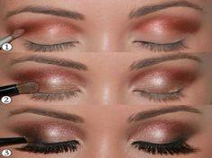 Augen-Make up