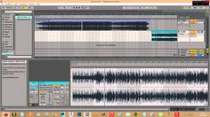 Ableton Live 9 Tutorial Mixing Two Tracks Togheter