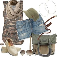 LOLO Moda: Summer 2014 - Women's Outfits, http://www.lolomoda.com love everything but the toms