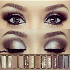 Maquillage Naked 2