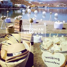 Romantic Beach Wedding | George & Emmanuela | Greek Island Kythnos | 05.09.2015