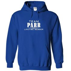 Cool Team PARR, Lifetime member Shirts & Tees