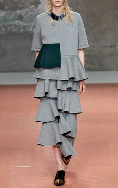 Marni Fall/Winter 2014 Trunkshow Look 5 on Moda Operandi