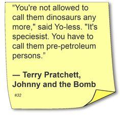 Terry Pratchett #Quote #Author #Humor
