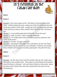 Christmas play-readers theater