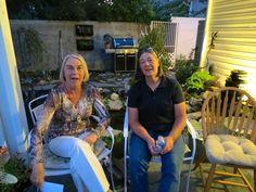 Rosie Cobbley and Kris Jones