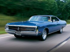 1970 Chrysler 300 New cogs/casters could be made of cast polyamide which I (Cast polyamide) can produce