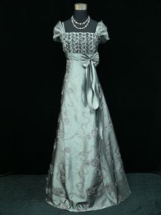 Cherlone Plus Size Grey Ballgown Wedding Evening Bridesmaid Formal Dress 20-22