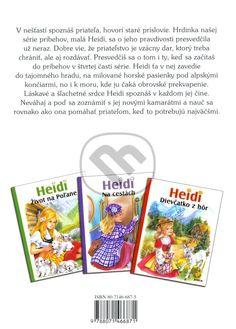 Martinus.sk > Knihy: Heidi a jej priatelia (Marie-José Maury)