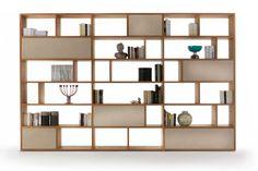 Bookcase With Drawers, Bookcase Shelves, Wood Shelves, Display Shelves, Storage Shelves, Open Shelves, Modular Bookshelves, Bookshelf Design, Cabinet Furniture