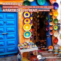 Que tal viajar para fora do Brasil com passagens em promoção em até 10x sem juros?  Saiba mais: https://www.passagemaerea.com.br/promocao-marrocos.html