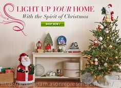 Light up you house with the spirit of Christmas.
