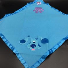 Blues Clues Blue Luvs Baby Security Blanket Viacom Lovey 2005 Never Used Nick Jr Baby Security Blanket, Blues Clues, Nick Jr, Baby Blankets, Infants, Baby Items, Have Fun, Babies, Amazon