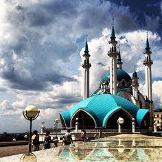 Kremlin, Kazan, Russia Казанский Кремль / Kazan Kremlin in Казань, Татарстан,