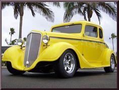 Mercury 118 5-Window Coupe