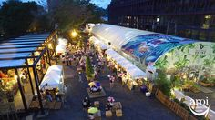 TGIFest - The Garden of TFest - AroiMakMak | Your Travel One-Stop Guide