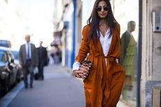 Street Style PFW