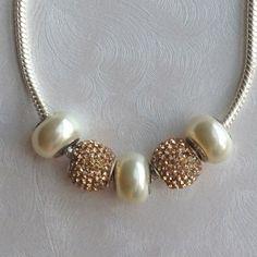 Swarovski Crystal Jewelry, Custom Women's Jewelry: Build your own Swarovski crystal charm necklace!