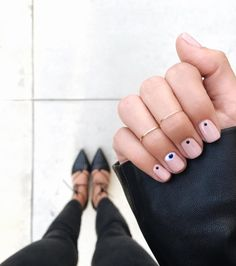 My nails are ready for this wknd  via @bellacures