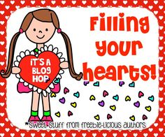 Miss Kindergarten: Filling Your Hearts with Freebies!