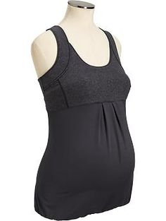 Bought this, LOVE love it: Maternity Active Compression Racerback Tank #OldNavy (I love the regular version of this, so why not the maternity style?)