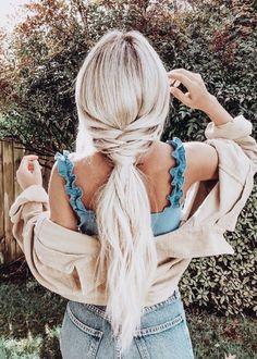 85 Box Braids Hairstyles for Black Women - Hairstyles Trends Box Braids Hairstyles, Fishtail Braid Hairstyles, Updo, Trending Hairstyles, Hairstyles 2016, Blue Hairstyles, Hairstyles Pictures, Hair Pictures, Braids For Long Hair
