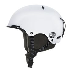 The Stash is the one that everyone is talking about! This versatile helmet is both snow and bicycle certified so its got your head covered from the sno Snowboarding Men, Ski Shop, Mens Gear, Bicycle Helmet, Skiing, Hats, K2 Skis, Shopping, Helmets
