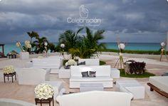 Bodas en la playa de Cancún, Playa del Carmen y Riviera Maya | Celebración Cancún