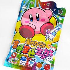 Kirby Mixit Bubblegum  #SkoshboxPins
