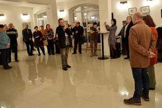 """Vernisaj expoziție de grafică semnat Mircea Nechita – Galeria Luceafărul, Centrul Cultural """"Mihai Eminescu""""   http://artportfolio.ro"""