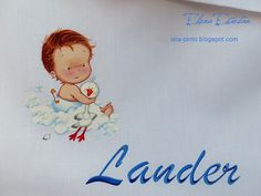 @todo color: Sábanas de cuna para Lander Doll Patterns, Cover, Books, Baby, Ideas, Painting On Fabric, Crib, Wood, Colors