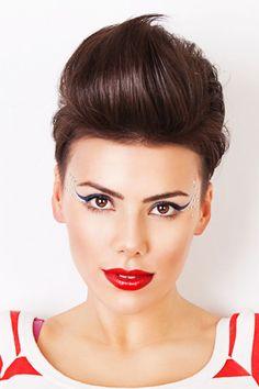 awesome Daring Women Quiff hairstyles to make a statement //  #Daring #Hairstyles #Quiff #statement #Women