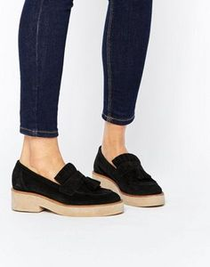 ASOS MARCO Suede Loafers