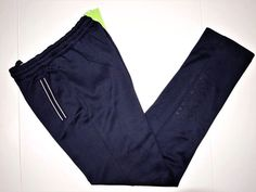 Hugo Boss drawstring tracker jogger pants size medium color blue NEW on SALE  #HUGOBOSS #CasualPants