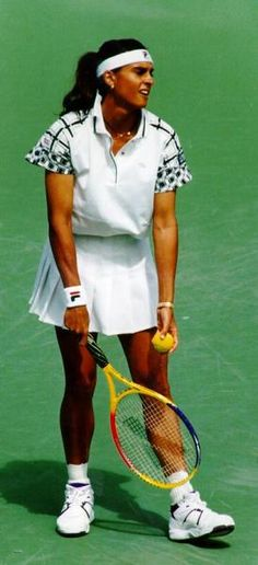 Gabriela Sabatini - When Tennis was beautiful :)