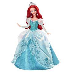 Disney Princess HOLIDAY PRINCESS™ Ariel - purchased