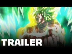 Funimation has released a new subtitled trailer for Dragon Ball Super: Broly. The new trailer offers our first look at Vegeta going Super Saiyan God and gives our best look yet at Goku and Vegeta's fight against Broly. The Dragon Ball movie hits. Submarine Movie, Submarine Video, New Dragon, Dragon Ball Gt, Broly Movie, Super Movie, Computer Animation, 2018 Movies, Super Saiyan