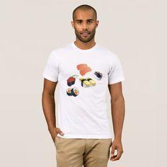 sushi T-Shirt #sushi, #cute, #sweet, #pop, #japanese, #food, #edibles