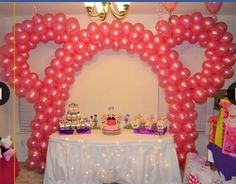 Arco Decoración Minnie (Karmay)