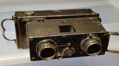 Stereocamera