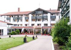 DAS LUDWIG Bad Griesbach in Bayern: Erfahrungen Familienurlaub in Deutschland im Familienhotel DAS LUDWIG mit Kleinkind & Tipps für Urlaub mit Kind!
