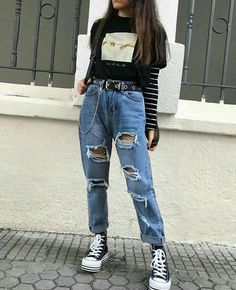Short Hair Fashion Outfits, Short Girl Fashion, Winter Fashion Outfits, Swaggy Outfits, Tomboy Outfits, Retro Outfits, Vintage Outfits, Indie Outfits, Cute Grunge Outfits