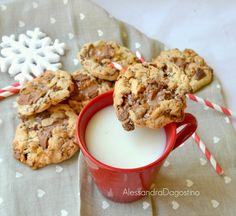 time to Sugar: Cookies con cereali, nocciole e Mars.