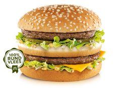 BIG MAC    McDonald's ;-)