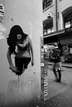 Cool piece - Joshua Smith in Melbourne.