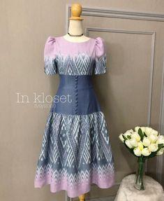 Thai Dress, Shoulder Dress, Women's Fashion, Formal Dresses, Makeup, Vestidos, Dresses For Formal, Make Up