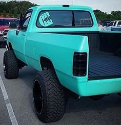 dodge would love to have a truck like this one day